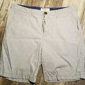 3/$25 original penguin gray shorts